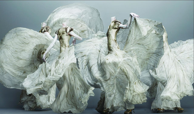 Alexander McQueen - Savage Beauty at the V&A