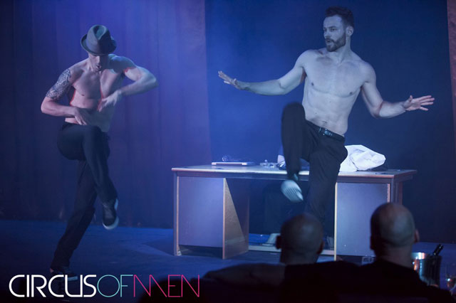 Circus of Men in London