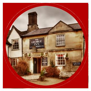 George Inn in Lacock