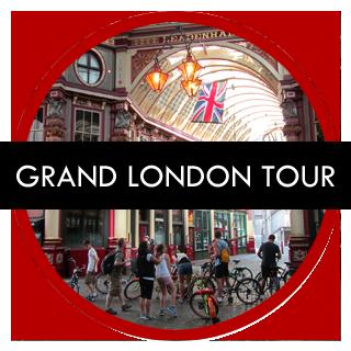 London Gay Tours – Grand London Cycling tour
