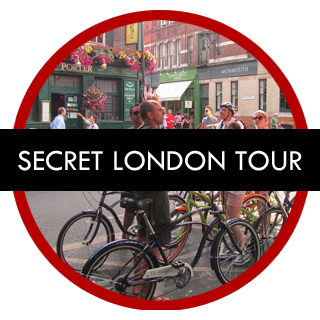 London Gay Tours – Secret London Cycling tour