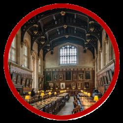Hogwarts or Oxford College?