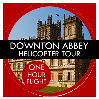 London Gay Tours – Downton Abbey Helicopter Tour