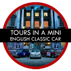 LONDON-GAY-TOURS-IN-A-MINI-ENGLISH-CLASSIC-CAR